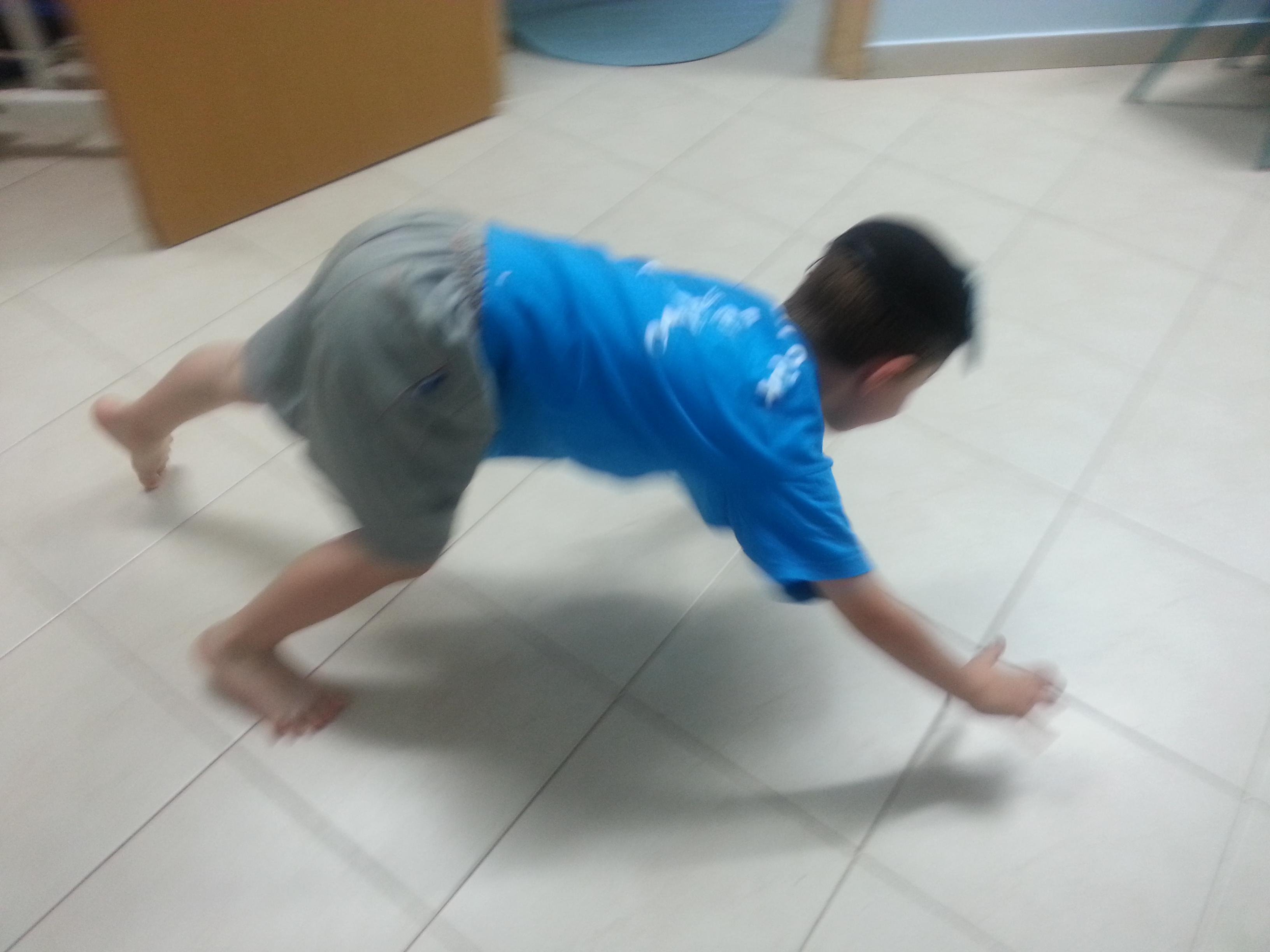 פעילות גופנית לשיפור הפרעת קשב וריכוז