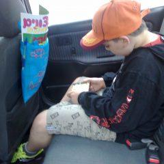 איך להפוך כל נסיעה עם הילדים לשקטה ואפילו מהנה?