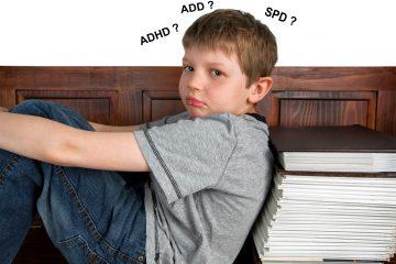 ויסות חושי או ADD  ו-ADHD