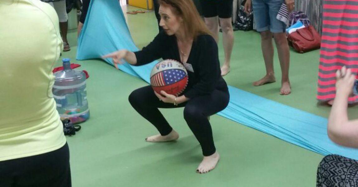 השתלמות מעשית וחוויתית למורי ספורט לילדים בעחי צרכים מיוחדים - וינגייט